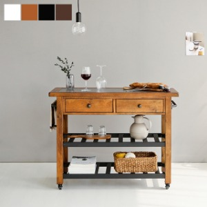 ASHLEY D300 MARLIJO KITCHEN CART 트롤리 당일발송